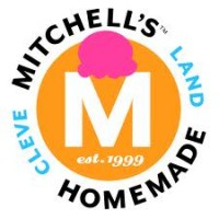 Mitchell's Homemade Fresh Strawberry Ice Cream 1 Pt