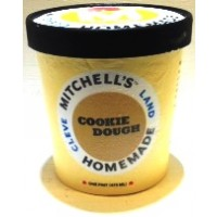 Mitchell's Homemade Cookie Dough Ice Cream 1 Pt