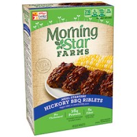 MorningStar Farms Hickory BBQ Veggie Riblets - 10.0 OZ