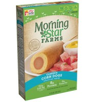 MorningStar Farms Veggie Corn Dogs - 4 CT
