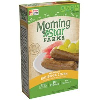 MorningStar Farms Breakfast Veggie Sausage Links - 8.0 OZ
