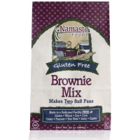 Namaste Foods Gluten Free Brownie Mix 30oz