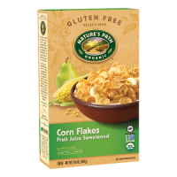 Nature's Path Organic Corn Flakes Fruit Juice Sweetened - Gluten Free  26.4 OZ