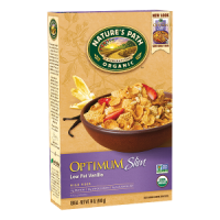 Nature's Path Optimum Slim Organic Low Fat Vanilla Cereal 14 OZ