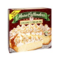 Marie Callender's Coconut Cream Pie 38 OZ