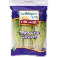 Organic Romaine Hearts Bag 12 OZ
