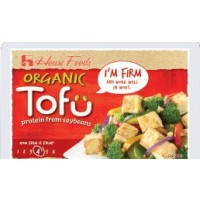 House Foods Organic Firm Tofu 16 OZ