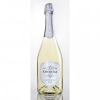 Wine - Sparkling - Le Grand Courtage Brute (Champagne) - 750 ml (MUST BE 21 to ACCEPT DELIVERY!)