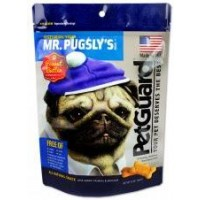 PetGuard Natural Dog Treats - Mr Pugsly's - Peanut Butter 12 OZ