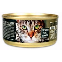 PetGuard Organic Cat Food - Premium Feast 5.5 OZ