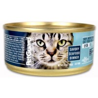 PetGuard Organic Cat Food - Savory Seafood 5.5 OZ