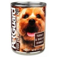 PetGuard Natural Dog Food - Turkey & Barley Dinner 13.2 OZ