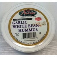 Amir Foods Garlic White Bean Hummus 8oz