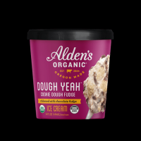 Alden's Organic Dough Yeah™ Cookie Dough Fudge 14oz