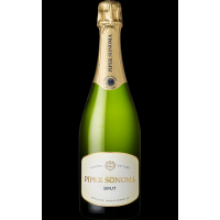 Wine - Sparkling - Piper Sonoma Brute (Champagne) - 750 ml (MUST BE 21 to ACCEPT DELIVERY!)