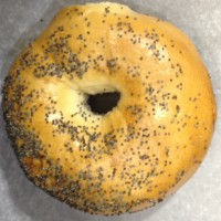Zagara's Own Fresh Poppyseed Bagel 1 CT