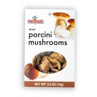 Melissa's Dried Porcini Mushrooms 0.5 OZ
