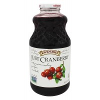 R.W. Knudsen Juice Just Cranberry - 32.0 FL OZ