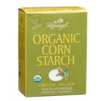 Rapunzel Organic Corn Starch (no GMO) 8oz