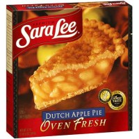 Sara Lee Oven Fresh Apple Pie - 34 OZ