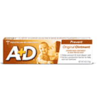 A+D Original Diaper Rash Ointment & Skin Protectant - 4 Oz