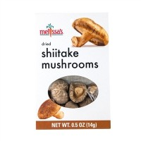 Melissa's Dried Shiitake Mushrooms 0.5 OZ
