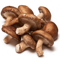 Fresh Shiitake Mushrooms 3.5oz
