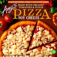 Amy's Lactose & Cholesterol Free Soy Cheese Pizza 18 Oz