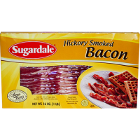 Sugardale Bacon Hickory Smoked 16 OZ
