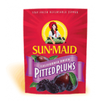 Sunmaid California Pitted Prunes, Dried Plums 16 OZ