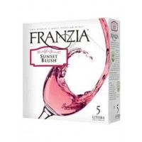Wine - Sunset Blush - Franzia - 5 liters (Must be 21 to accept delivery.)