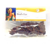 Terra Dolce Organic Bird's Eye Dried Chile Peppers 2 OZ