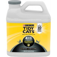 Purina Tidy Cats Litter 4-in-1 (Container) 14 LB