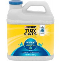 Purina Tidy Cats Litter Instant Action (Container) 14 LB