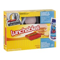 Oscar Mayer Lunchables - Turkey and American Cracker Stacker - 2.9 OZ