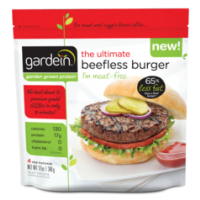 Gardein Meat-Free The Ultimate Beefless Burger  - 12 OZ