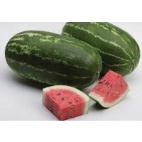 Fresh Watermelon - Large Whole Seeded 1 ct.