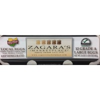 Fresh Eggs - Zagara's Marketplace Large Dozen.