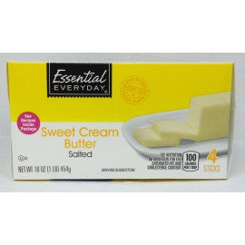 Essential Everyday Sweet Cream Butter SALTED - 1...