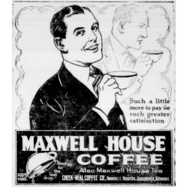 Maxwell House Ground Coffee Breakfast Blend Light ...